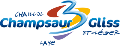 Champsaur 3 Gliss Logo